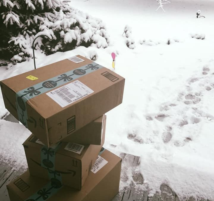 Valentine's Care Packages